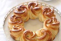 DOLCI Lievitati e Pan Brioche / Sweet yeast