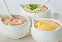Creme, Salse, Mousse SALATE
