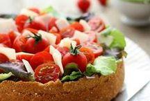 Cheesecake Savory - salato