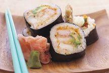 SUSHI-cuisine japonaise