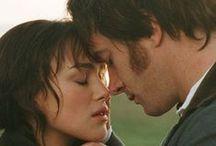 Mr. Darcy and Lizzie Bennet