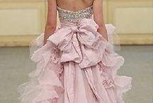 LONG DRESSES /Abiti lunghi di alta moda /COUTURE
