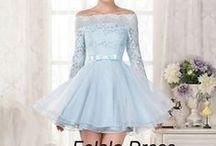SHORT DRESSES /Abiti corti di alta moda /COUTURE