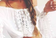 Lovely outfits / Fashion/elegant/bohemian/western