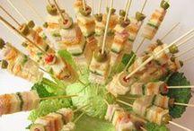 BUFFET salè / party recipes