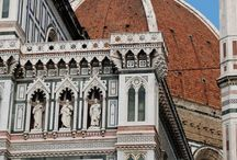 dream trip with pinterest and airbnb to Florence Italy, pleaseeeee / Florence has it all, Italians,  art, architecture, history, pizza, fashion, wine, food, italians,  ice cream, whats not  to like, please send me ,