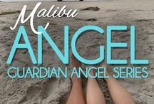 """""""Malibu Angel"""" / """"Malibu Angel"""" is set on the shores of beautiful Malibu Beach in sunny, Southern California. These are the scenes that inspired the story of a lifeguard who serves as guardian angel to a beautiful bikini designer."""