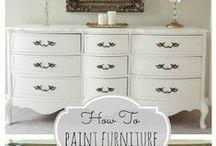 Mobili:restauro,trasformazione - Furniture makeover