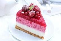 Bavarian et Mousse Cake... Bavarese/Bavaroise... Mmm cremose!