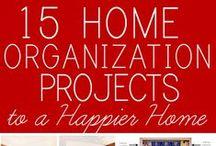 Organizzare la Casa / Home Organization