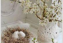 decoratiuni Paste - Easter - Pasti / Idei decoratii tutoriale diy flori pasla materiale hartie jucarii cu tematica de Pasti