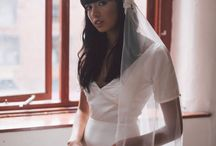 Wilderness Bride Urban Studio photo shoot / Dress and accessories collection from wilderness bride 2016/17 Credits to: Leah Henson Photography Bluebell wooi Model Lucy Blake MUA