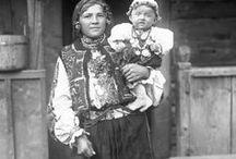 ie din Transilvania / Modele motive diagrama schita de cusut broderie costume populare din Transilvania