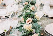 Forest Wedding / Beautiful woodland themed  wedding inspiration.