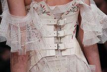 Alexander McQueen / Wilderness Bride inspiration