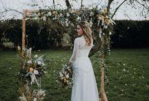Wilderness Bride barn wedding