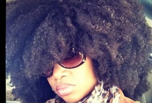 natural hair inspiration / by LaShun Henderson