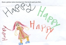 Art with Heart | Letters! / Art with Heart receives some awesome letters from children from all around the world...