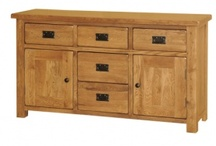 Rustic Solid Oak