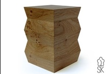 Boxes / A growing collection of boxes designed by Sarah Kay, available in different woods