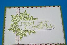 Christmas - my own creations / My own Christmascrafts