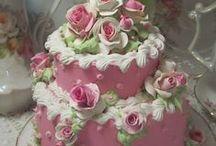 Cake Ideas / Cake Ideas / by Cynthia LouLou