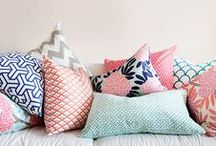 Pillow / Scandinavian pillows, design, home decoration