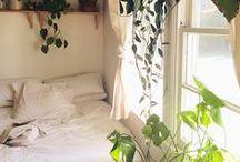 Bedroom / Scandinavian style, design, home, bedroom, decoration
