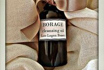 Borage Cleansing Oil / Here are all the luscious ingredients in my Borage Cleansing Oil, where I get them from and how I make them!