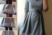 Burda / Sewing burda - pattern
