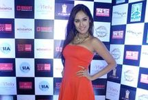 Guest at #TellyCalendar2015 launch in collaboration with Options Fashion