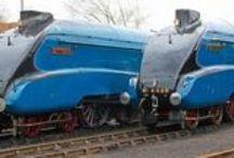 Velké klasické Vlaky