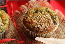 Muffins salés sans gluten