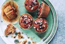 Muffins sucrés sans gluten