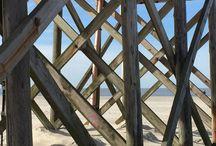 Reise an die Nordseeküste in Deutschland / Fotografie an den Nordseeküsten von Deutschland