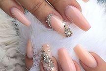 manicure / | pinterest : @toriwharepups |