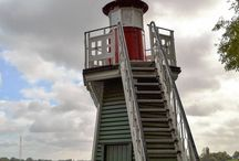 Hamburg's Leuchttürme