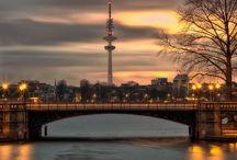 Hamburg und die Brücken