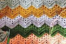 6-day Kid Blanket - Free Crochet Pattern
