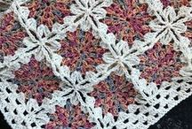 Flowers in the Snow - Crochet Ideas
