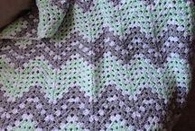 52 + Crochet Ripple Waves Baby Blanket Ideas / Wonderful Crochet Ripple Waves Baby Blanket ideas for beginners! Download free PDF pattern for this project! http://www.patternsvalley.com/easy-ripple-waves-baby-blanket-crochet-pattern/