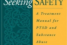 Trauma treatment books / Essential books that every trauma clinician should read and use. / by UB Social Work Continuing Education