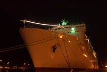 Ships / Ships, vessels and ferryboats, my husband designed the electricals. - www.antosi.gr -