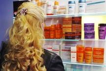 My Hair / Hair Designs by my dear friend Rania - www.bizarre.gr -