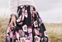 Floral Prints / by Match Clothes Colors
