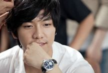 Lee Seung Gi / FYI He's a singer, actor and MC in Korea 