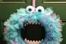 PARTY Monster  / by Digital Printables ◆ WhilstDigitalStash   Whilst