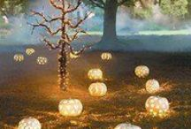 PARTY DECOR Elegant Halloween / by Digital Printables ◆ WhilstDigitalStash   Whilst