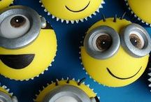 PARTY Despicable Me / by Digital Printables ◆ WhilstDigitalStash   Whilst