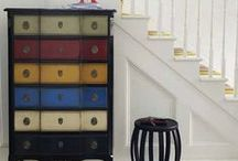 FURNITURE & PAINT FUN / by Gypsy Stitches